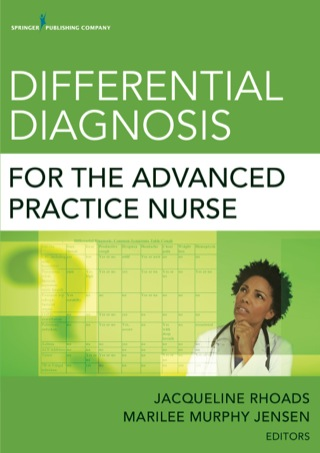 (PDF ebook) Differential Diagnosis for the Advanced Practice Nurse, 1st Edition