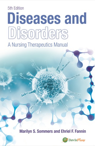 (PDF ebook) Diseases and Disorders: A Nursing Therapeutics Manual, 5th Edition