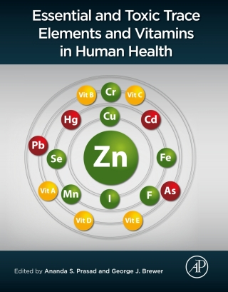 (PDF ebook) Essential and Toxic Trace Elements and Vitamins in Human Health, 1st Edition