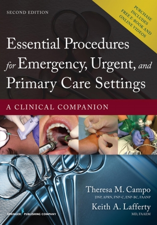 (PDF ebook) Essential Procedures for Emergency, Urgent, and Primary Care Settings: A Clinical Companion, 2nd Edition