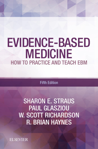 (PDF ebook) Evidence-Based Medicine: How to Practice and Teach EBM, 5th Edition