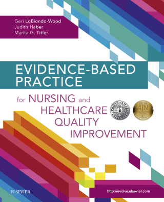 (PDF ebook) Evidence-Based Practice for Nursing and Healthcare Quality Improvement -, 1st Edition