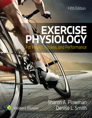 (PDF ebook) Exercise Physiology for Health Fitness and Performance, 5th Edition