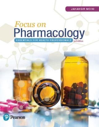 (PDF ebook) Focus on Pharmacology: Essentials for Health Professionals, 3rd Edition