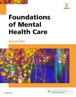(PDF ebook) Foundations of Mental Health Care, 6th Edition