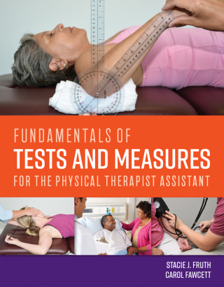 (PDF ebook) Fundamentals of Tests and Measures for the Physical Therapist Assistant, 1st Edition