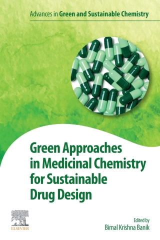(PDF ebook) Green Approaches in Medicinal Chemistry for Sustainable Drug Design, 1st Edition
