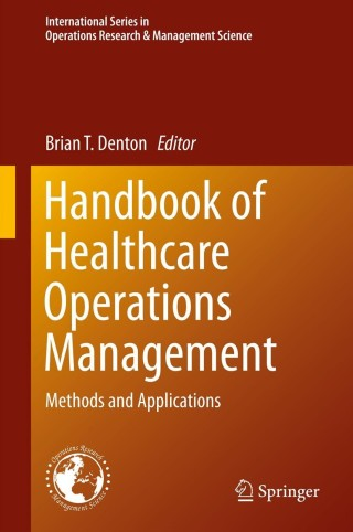 (PDF ebook) Handbook of Healthcare Operations Management: Methods and Applications, 1st Edition