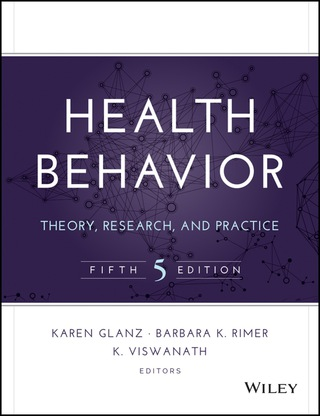 (PDF ebook) Health Behavior: Theory, Research, and Practice, 5th Edition