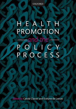 (PDF ebook) Health Promotion and the Policy Process, 1st Edition
