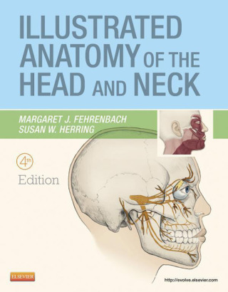 (PDF ebook) Illustrated Anatomy of the Head and Neck, 4th Edition