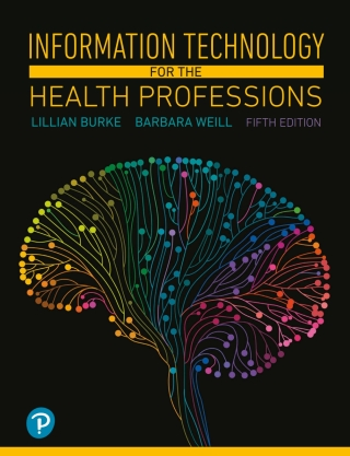 (PDF ebook) Information Technology for the Health Professions, 5th Edition