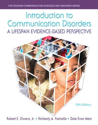 (PDF ebook) Introduction to Communication Disorders: A Lifespan Evidence-Based Perspective, 5th Edition