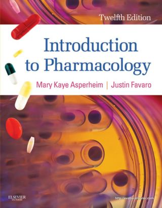 (PDF ebook) Introduction to Pharmacology, 12th Edition