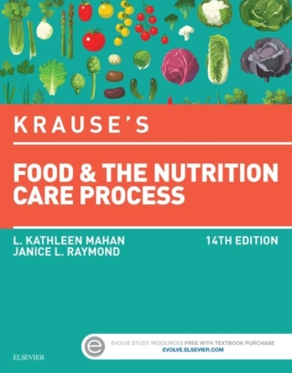 (PDF ebook) Krause's Food & the Nutrition Care Process, 14th Edition