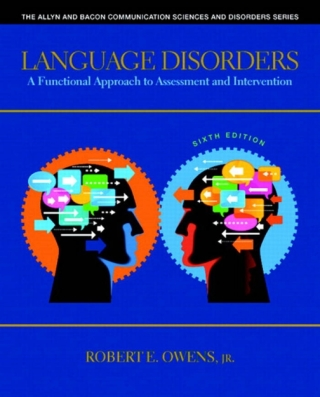 (PDF ebook) Language Disorders: A Functional Approach to Assessment and Intervention, 6th Edition