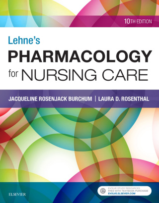 (PDF ebook) Lehne's Pharmacology for Nursing Care, 10th Edition