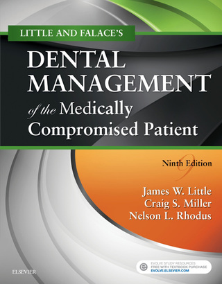 (PDF ebook) Dental Management of the Medically Compromised Patient, 9th Edition