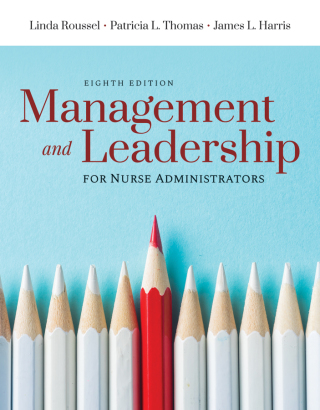 (PDF ebook) Management and Leadership for Nurse Administrators, 8th Edition