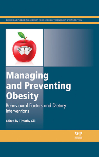 (PDF ebook) Managing and Preventing Obesity: Behavioural Factors and Dietary Interventions, 1st Edition