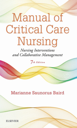 (PDF ebook) Manual of Critical Care Nursing: Nursing Interventions and Collaborative Management, 7th Edition