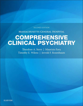 (PDF ebook) Massachusetts General Hospital Comprehensive Clinical Psychiatry, 2nd Edition