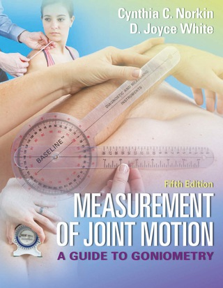 (PDF ebook) Measurement of Joint Motion, 5th Edition