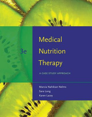 (PDF ebook) Medical Nutrition Therapy: A Case Study Approach, 3rd Edition