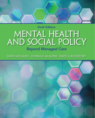 (PDF ebook) Mental Health and Social Policy: Beyond Managed Care, 6th Edition