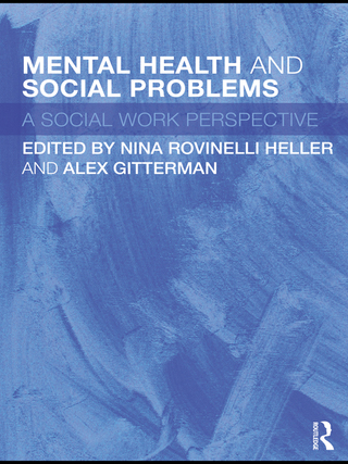 (PDF ebook) Mental Health and Social Problems: A Social Work Perspective, 1st Edition