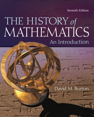 The History of Mathematics: An Introduction, 7th Edition – PDF ebook