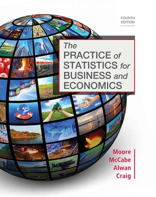 The Practice of Statistics for Business and Economics, 4th Edition – PDF ebook