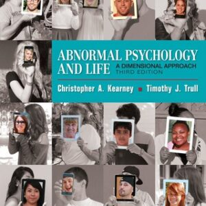 Abnormal Psychology and Life: A Dimensional Approach, 3rd Edition – PDF ebook