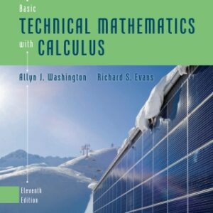 Basic Technical Mathematics with Calculus, 11th Edition – PDF ebook