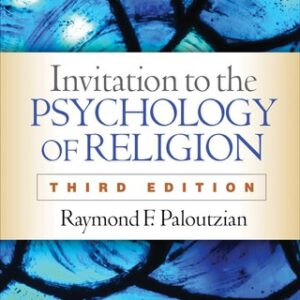 Invitation to the Psychology of Religion, 3rd Edition – PDF ebook