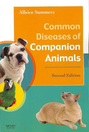 (PDF ebook) Common Diseases of Companion Animals, 2nd Edition