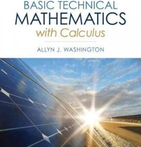 Basic Technical Mathematics with Calculus, 10th Edition – PDF ebook