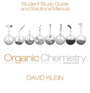 (PDF ebook) – Student Study Guide and Solutions Manual to accompany Organic Chemistry 2nd Edition