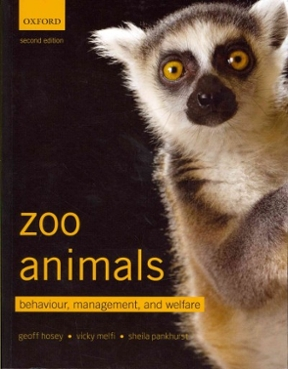 (PDF ebook) – Zoo Animals, 2nd Edition: Behaviour, Management, and Welfare