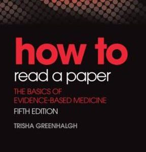 (PDF ebook) How to Read a Paper: The Basics of Evidence-Based Medicine, 5th Edition