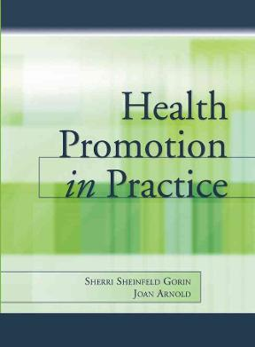 (PDF ebook) Health Promotion in Practice, 1st Edition