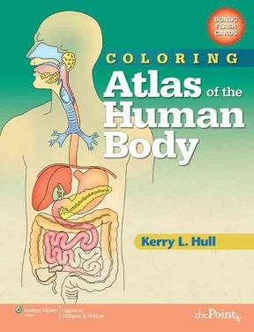 (PDF ebook) Coloring Atlas of the Human Body, 1st Edition