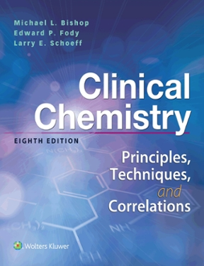 (PDF ebook) Clinical Chemistry: Principles, Techniques, Correlations, 8th Edition