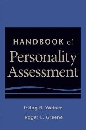 Handbook of Personality Assessment, 1st Edition – PDF ebook