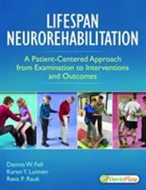 (PDF ebook) LifeSpan Neurorehabilitation: A Patient-Centered Approach from Examination to Interventions and Outcomes, 1st Edition