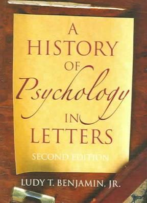 A History of Psychology in Letters, 2nd Edition – PDF ebook
