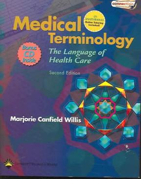 (PDF ebook) Medical Terminology: The Language of Health Care, 2nd Edition