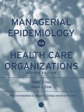(PDF ebook) Managerial Epidemiology for Health Care Organizations, 2nd Edition