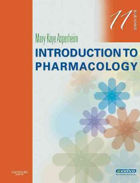 (PDF ebook) Introduction to Pharmacology, 11th Edition
