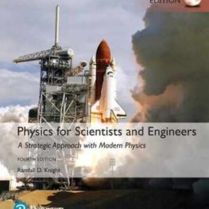 (PDF ebook) – Physics for Scientists and Engineers, 4th Edition: A Strategic Approach with Modern Physics